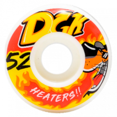 Колеса DGK - Heaters 52mm 101A