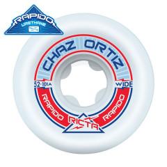 Колеса для скейта RICTA Chaz Ortiz Pro Rapido Wide 101a 52mm