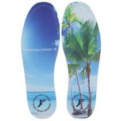 Стельки Footprint Kingfoam Flat (7mm) Beach