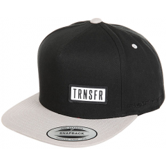 Кепка TRANSFER Classic Snapback Black/Silver